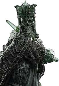"""Figura """"El Señor de los Anillos"""": El Rey de los Muertos (18 cm / Pintada a Mano)"""