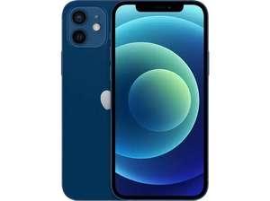 "Apple iPhone 12, Azul, 128 GB, 5G, 6.1"" OLED Super Retina XDR, Chip A14 Bionic, iOS"