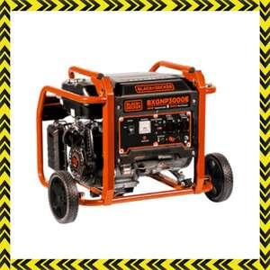 Generador eléctrico a gasolina Black & Decker 3000W 7HP