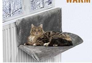 Cama de radiador colgante para gatos
