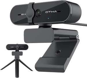 Webcam 1080p FHD con trípode solo 3.1€