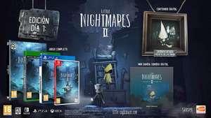 Little Nightmares II Edición Día 1 [Playstation]