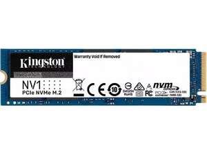 SSD Kingston NVme 1TB por solo 83,20€