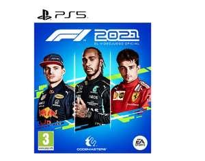 Juego F1 2021 Standart Edition para PS5   PS4