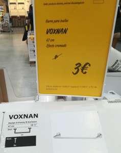 Toallero VOXNAN en Ikea Alcorcón