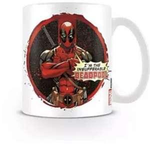 Taza - Paladone Deadpool, Marvel, I am The Insufferable