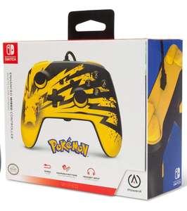 Mando PowerA Pikachu (Switch)