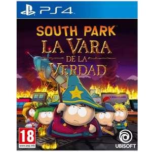 PS4 South Park: La Vara de la Verdad - PS4 (MediaMarkt)