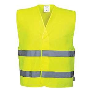 Chaleco de visibilidad amarillo a miniprecio (Disponible a partir del 11 de Septiembre)