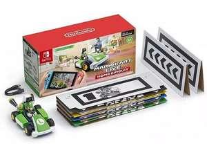 Mario Kart Live: Home Circuit + Coche Luigi por 63,99 € | Coche Mario 71,19 €