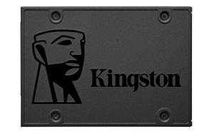 Mínimo en Amazon. SSD Kingston A400 de 480Gb