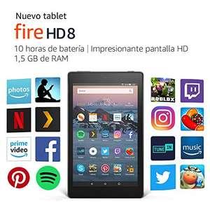 Nueva tablet Fire HD 8 - Reserva