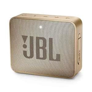 JBL GO 2 Altavoz inalámbrico portátil con Bluetooth