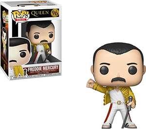 Funko - Pop! Rocks: Queen: Freddie Mercury (Wembley 1986)