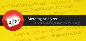 Analizador MetaTags