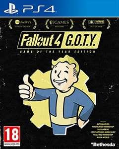 Fallout 4 GOTY ps4 - físico