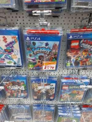 Sackboy PS4 de oferta en Mediamarkt Megapark Barakaldo