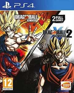Pack Dragonball Xenoverse + Dragonball Xenoverse 2