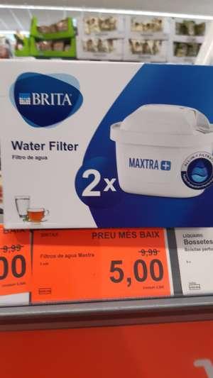 Filtros brita Maxtra+ Aldi en Mataró