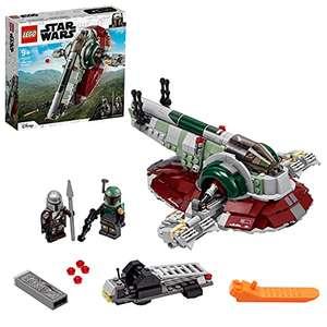 LEGO Star Wars - Nave estelar de Boba Fett + 2 Minifiguras Boba Fett y The Mandalorian (Tb en Toys R Us)