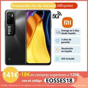 Poco M3 Pro 5G por 153