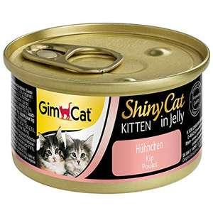 Gimcat pollo kitten gatos, 24 x 70g