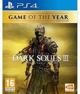 Dark Souls III: The Fire Fades (GOTY) - PS4 a menos de 20€