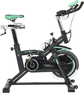 Cecotec Bicicleta Spinning Estática con Volante de Inercia de 25 Kg Extreme 25.g
