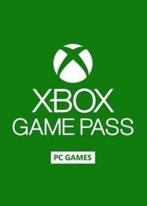 Prueba Game Pass PC 3 Meses