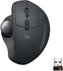 Logitech MX Ergo con trackball solo 63.9€