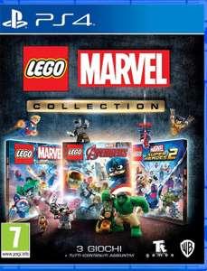 Lego Marvel Collection - PS4 [Importación italiana]