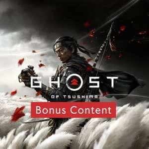 GRATIS :: Contenido de bonificación de Ghost of Tsushima #PLayStation