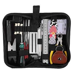 Kit de Herramientas de Guitarra 26 piezas