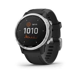 Garmin Fenix 6S Solar Smartwatch Plata /Negro
