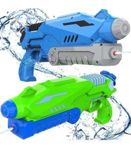 Pistola de Agua 800CC. Color verde