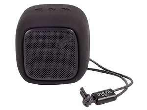 Altavoz inalámbrico - Vieta Pro Hubbie, Bluetooth, Micro USB, Radio, IPX4