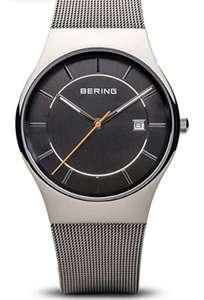 Reloj Bering con cristal de zafiro