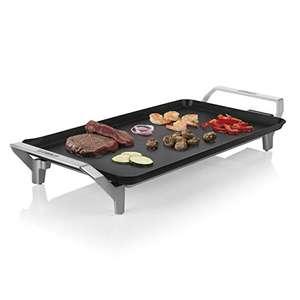 Princess Table Chef Premium 103110 Plancha grande XL, de gran potencia, 46 x 26 cm [Clase de eficiencia energética A+++]