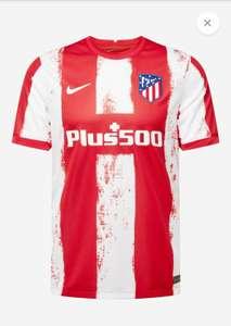 Camiseta Atlético de Madrid 21-22 home