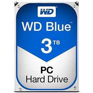 Disco Duro Interno Western Digital Blue 3 TB