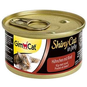 ShinyCat in Jelly Pollo con Vacuno, 70 g (Paquete de 24)