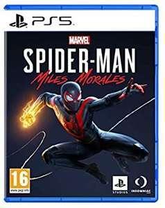 Marvel's Spider-Man Miles Morales | PS5 | Alcampo Motril