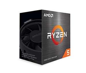 AMD Ryzen 5 5600X - 6 núcleos - hasta 4'7GHz