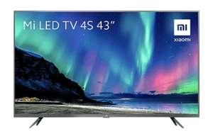 "Xiaomi Mi TV 4S 43"" UHD 4K con Android TV"