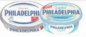 Crema de queso Philadelphia original o light 250gr (2 unidades) (del 25 al 31 de Agosto)