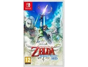 Juego Nintendo Switch The Legend of Zelda: Skyward Sword HD