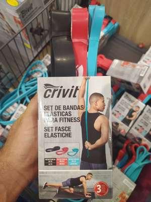 Set Bandas elásticas gym