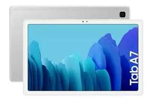 "Tablet - Samsung Galaxy Tab A7, WiFi, Plata, 10.4"", WUXGA, 3 GB, 32 GB, Octa-Core, Android"