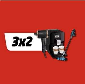 Semana Web 3x2 en productos de pequeño electrodoméstico