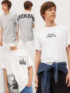 Camisetas Desde 3,99€. Tallas 140cm a 171cm